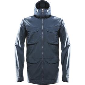 Haglöfs M's Bjursås Jacket blue ink